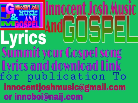 SUMIT YOUR GOSPEL SONG LYRICS